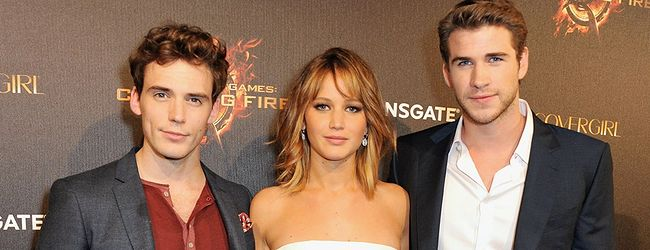 HUNGER GAMES 2 - L'EMBRASEMENT : LES PHOTOS DE JENNIFER LAWRENCE A CANNES