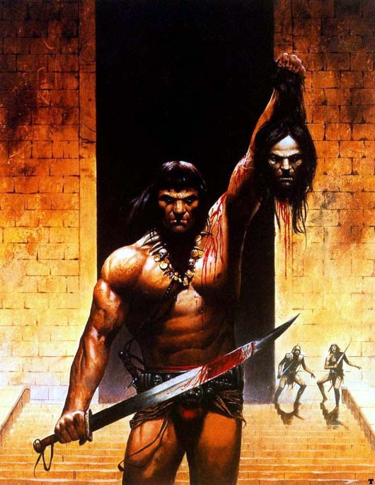 conan the barbarian comic book. Re: Conan The Barbarian