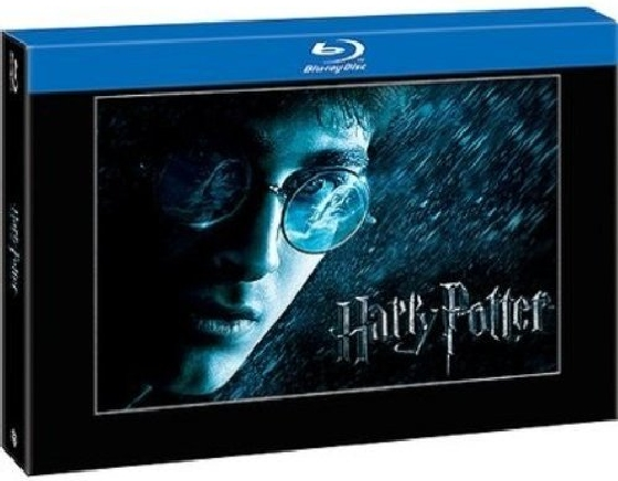 dvd blu ray harry potter l 39 int grale en coffret premium le 18 unification france. Black Bedroom Furniture Sets. Home Design Ideas