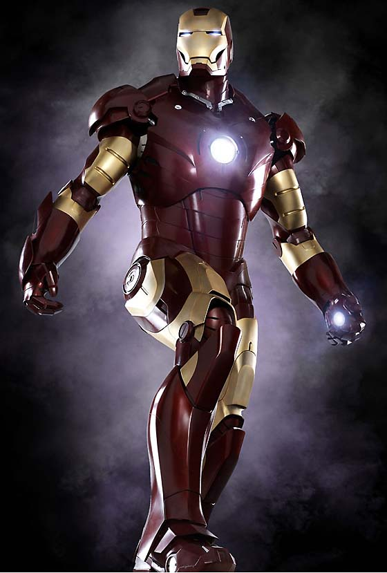 Super Heros Iron_man_design_2