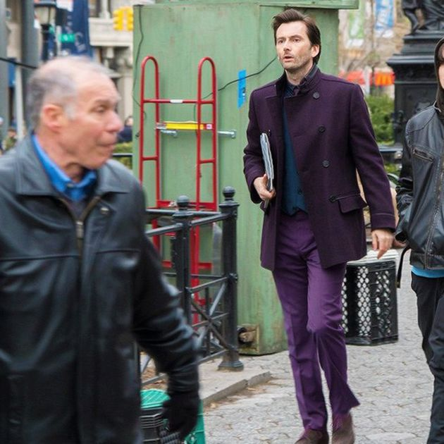 2015 - JESSICA JONES  (Netflix) Jessica_jones_david_tennant_sur_le_tournage