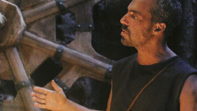 Lost review pisode across the sea spoilers for Titus welliver tattoos