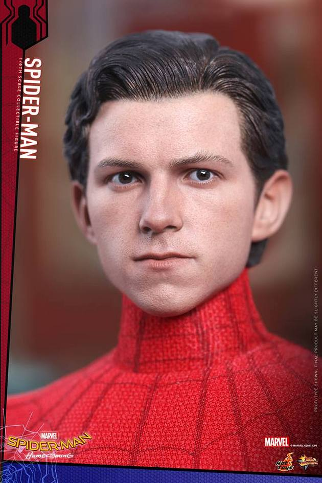 SPIDER-MAN: HOMECOMING - Spider-Man  et Deluxe Version Spiderman_homecoming_hot_toys_8