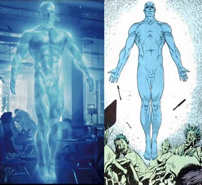 Watchmen big blue penis not