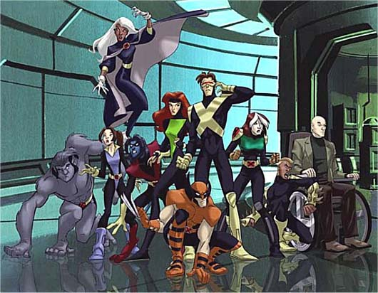 X men evolution Cuarta Temporada latino