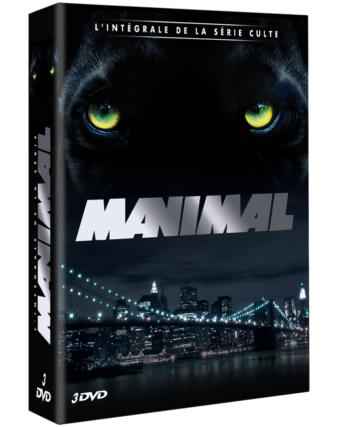 manimal la s rie culte en dvd le 18 octobre. Black Bedroom Furniture Sets. Home Design Ideas
