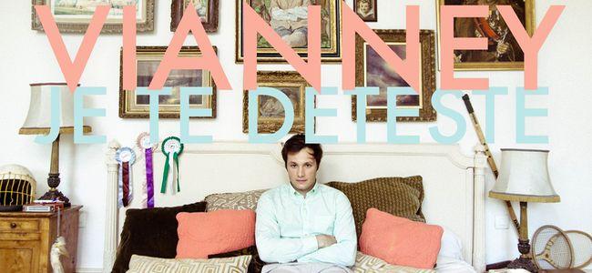 exclusif vianney interview d 39 un chanteur romantique la voix unification france. Black Bedroom Furniture Sets. Home Design Ideas
