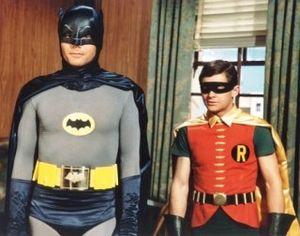 """Heros Annee 70 batman : """"t'es bat, t'es ok, t'es in"""" - unification france"""