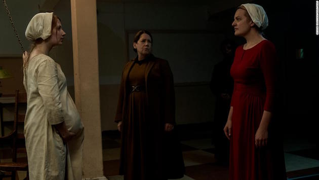 handmaids tale basic response Season 2 of the handmaid's tale starts tomorrow  logically, for example, a  good interpretation of a film can't contradict basic facts of the film.