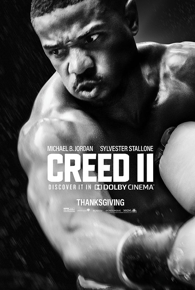 Creed 2 Laffiche Dolby Cinema Unification France