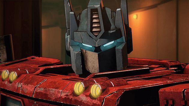 A Transformers la guerre pour Cybertron Netflix série Decepticon Mirage